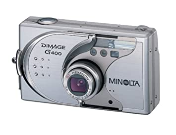 Konica Minolta DiMAGE G400 Download Drivers