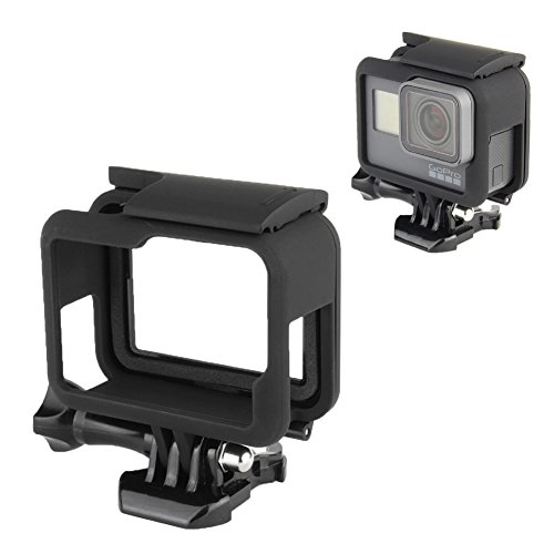 Nechitter Standard Frame Mount For Gopro hero5 Black Protector Housing With Quick Release Buckle for HERO 5 Action Camera