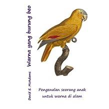Warna yang burung beo: Pengenalan seorang anak untuk warna di alam