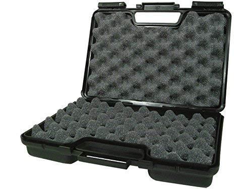 Malet/ín r/ígido para pistola de la marca Swiss Arms 270/x 170/x 60/mm