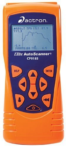 Actron CP9690 Trilingual AUTOSCANNER Screen product image