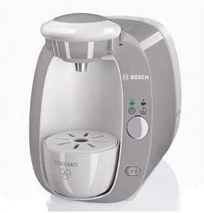 Tassimo Bosch T20 Home Brewing System Silver Grey