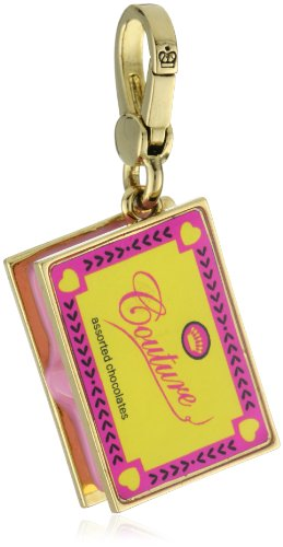 Juicy Couture Ltd Ed 12 Box of Candy Charm (Juicy Couture Charm Box)