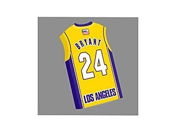 NBA - imán para nevera en forma de camiseta de tu selección favorita. Personalización gratuita
