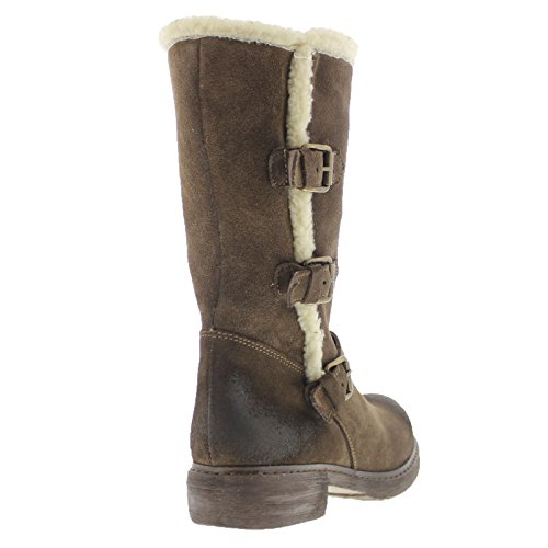 Marron 1937ex mor Suede Womens Boots Manas ZXqvg7wn