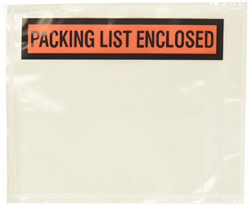 Sales4Less Packing List Envelopes 4.5