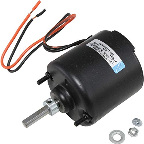Eckler's Premier Quality Products 57246107 Chevy Heater Blower Motor All & Recirculating