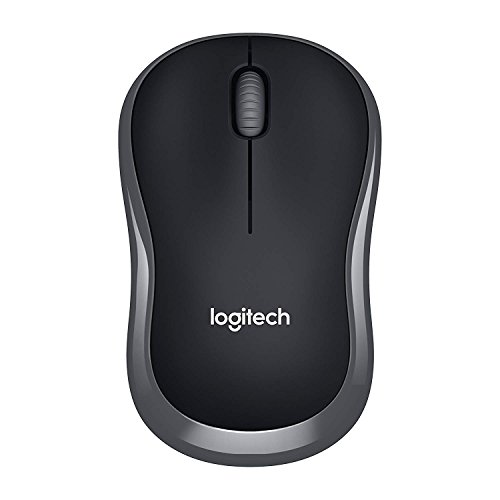 Logitech MK270 Wireless Keyboard and Mouse Combo - Keyboard and Mouse Included, 2.4GHz Dropout-Free Connection, Long Battery Life (Frustration-Free Packaging)