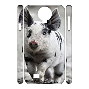 Pig DIY 3D Cover Case for SamSung Galaxy S4 I9500 LMc-12967 at LaiMc