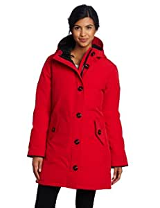 Amazon.com: Canada Goose Women's Camrose Parka (Red, XX