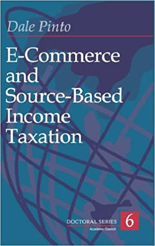 E-Commerce and Source-Based Income Taxation Doctoral: Amazon ...
