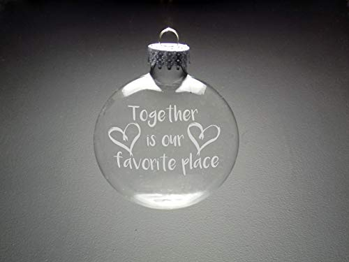 (Newlywed Christmas Ornaments)