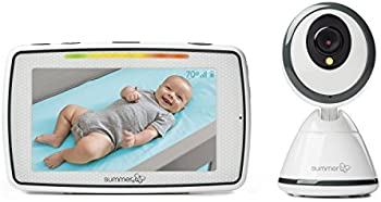 Summer Infant Baby Monitor w/ 5