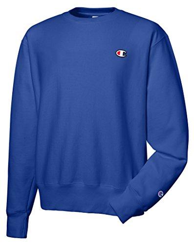 royal blue champion sweatshirt - 7