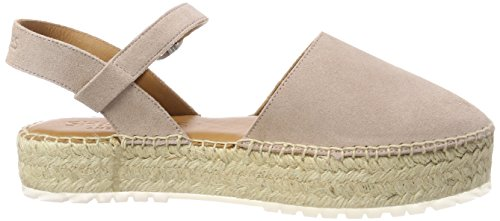 Shabbies Amsterdam Shabbies Espandrilles, Espadrillas Donna Pink (Soft Rose)