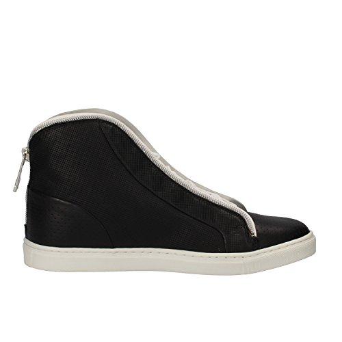 Bikkembergs Mujer zapatillas altas negro
