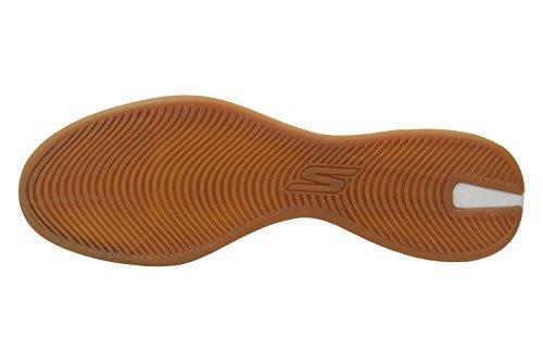 Pour Course Homme Chaussures De Schwarz weiß Skechers wqtBagg