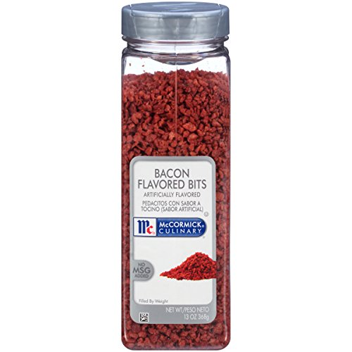 McCormick Culinary Flavored Bacon Bits, 13 oz