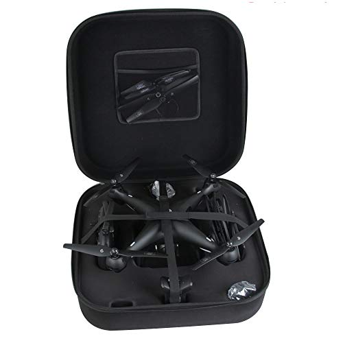 Hermitshell Hard Travel Case for Holy Stone GPS FPV RC Drone HS100