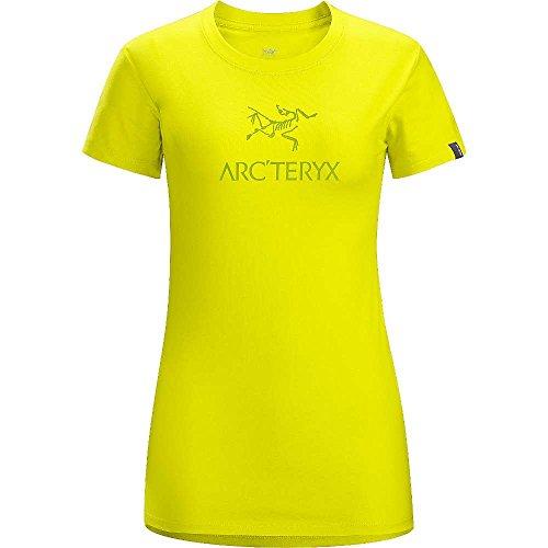 Arc'teryx  Shirt Arc Word - Camisa / Camiseta para mujer Euphoria