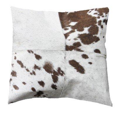 Funda de cojín, diseño de piel de vaca: Amazon.es: Hogar