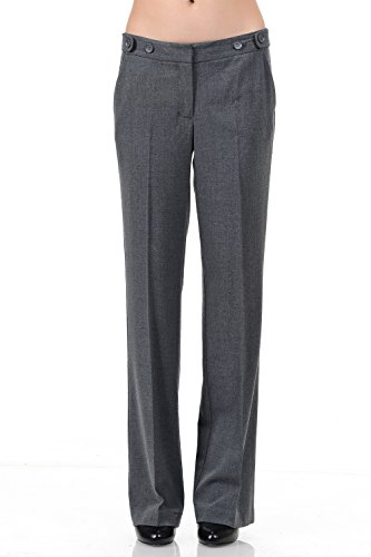 Womens Career Pants - 7