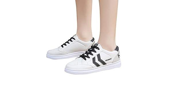 Bestow Zapatos de Mujer Zapatos Planos Casuales, Zapatos ...