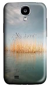 Samsung Galaxy S4 I9500 Case,Samsung Galaxy S4 I9500 Cases - Water grass Custom Design Samsung Galaxy S4 I9500 Case Cover - Polycarbonate