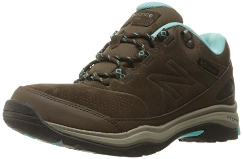 New Balance Women's 779v1 Trail Walking Shoe, Brown, 7 B US
