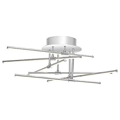 Quoizel PCLS1722C Platinum Collection Lightshow Semi-Flush Mount