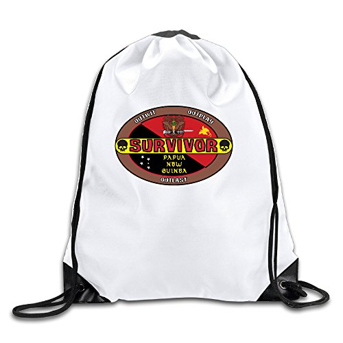 Price comparison product image LHLKF Survivor One Size New Design Drawstring Bags
