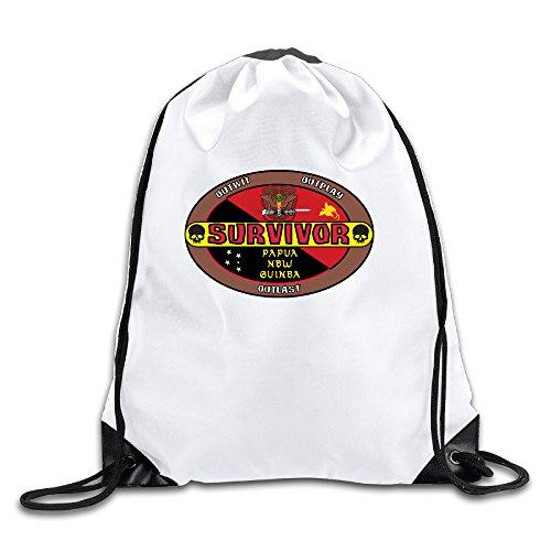 Price comparison product image LHLKF Survivor One Size New Design Drawstring Bags