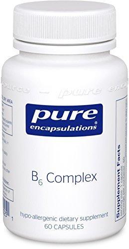 Pure Encapsulations - B6 Complex 60 Vcaps by Pure Encapsulations