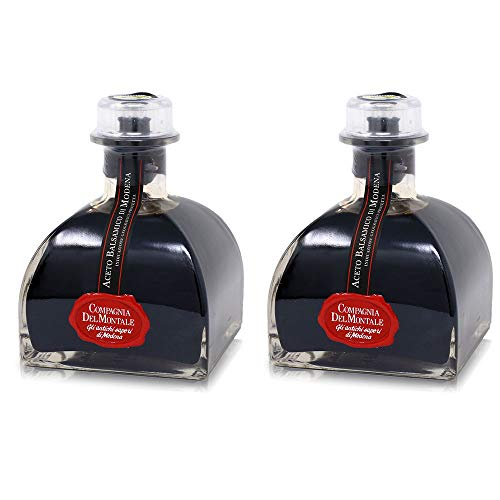 Compagnia Del Montale Special Edition Balsamic Vinegar IGP, Produced in Italy, 8.8 Ounce - 2 Pack ()