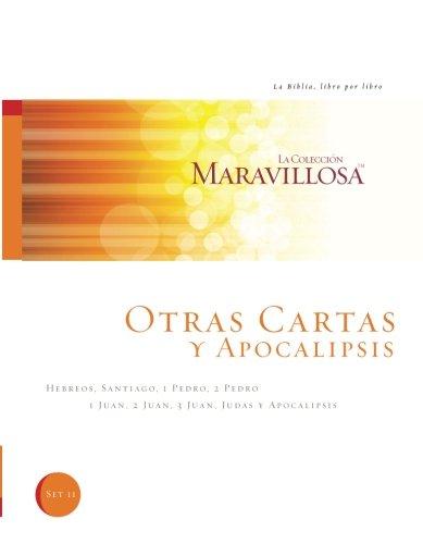 Amazon.com: Otras Cartas y Apocalipsis: Hebreos, Santiago, I ...
