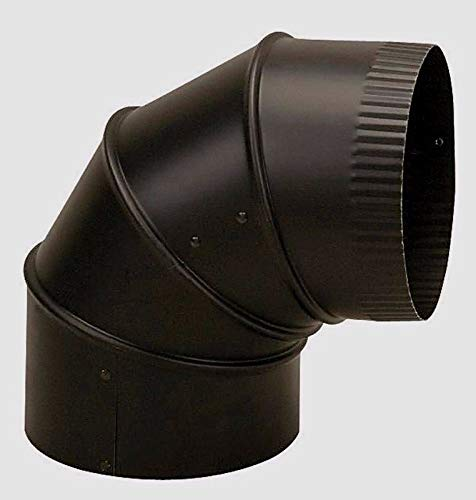 Stove Pipe Elbow 8