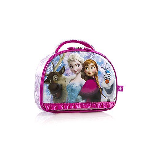 Disney Frozen Anna Elsa Sven Olaf Lunch Bag