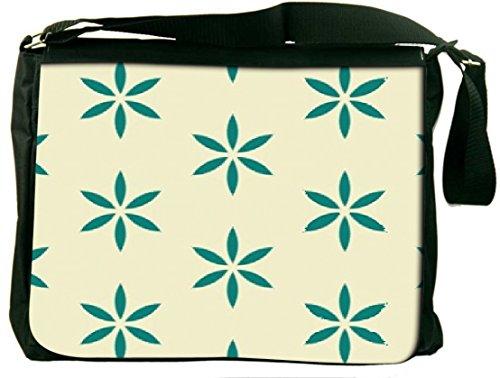 Snoogg Laptop Messenger Umhängetasche - Schultasche für Schule oder Arbeit für 13,3-15 Zoll Laptops Umhängetasche Umhängetasche Bookbag Laptop-Tasche Arbeitstasche