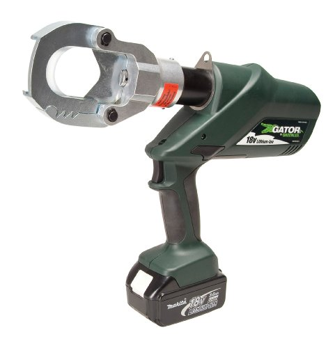 Greenlee ESG50L12 Gator Battery-Powered Cable Cutter with 12V Charger