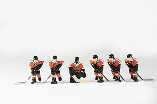 NHL Philadelphia Flyers Table Top Hockey Game Players Team Pack -