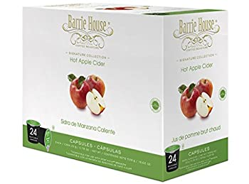 Barrie House Hot Apple Cider Single Cup Capsules (24 capsules)