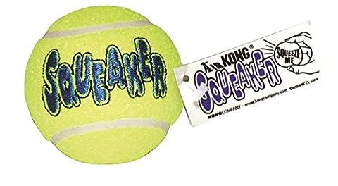 Kong Air Dog Squeaker Ball, Medium