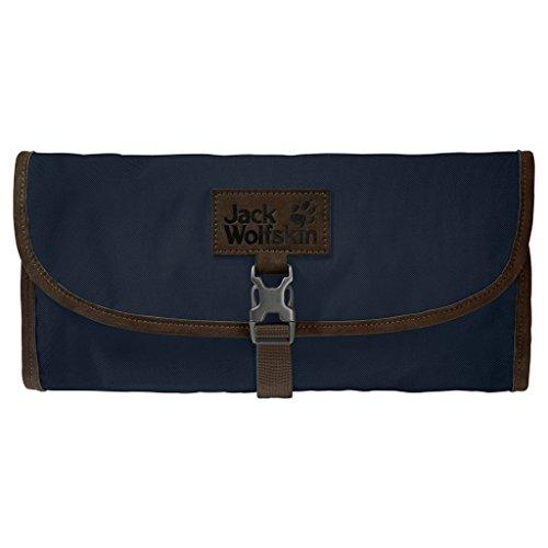Jack Wolfskin Waterloo Toiletry Bag, Night Blue, 1 L ()