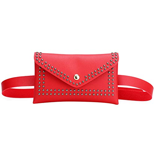 Pengy Waist Pack Belt Bag for Women Chest Purses Hip Purse Bags Designer Crossbody Shoulder Chain Ladies