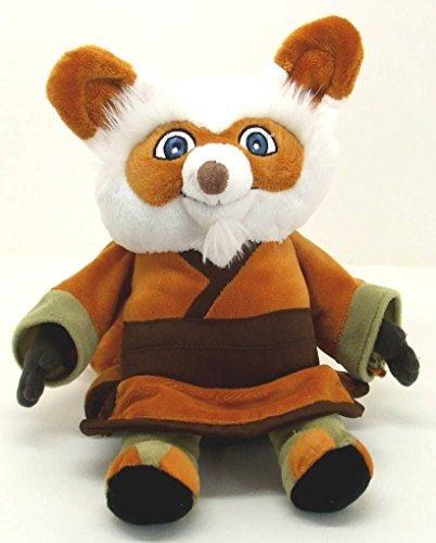 Kung Fu Panda Shifu Plush (Kohls) (Toy Fu Kung Soft Panda)
