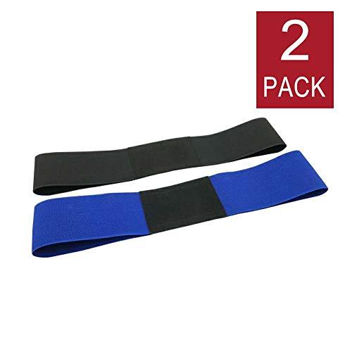 wuwei Golf Swing Arm Band Training Aid Posture Corrector Belt Exercise Band,2pack, Unisex (14.17, - Smooth Golf Swing
