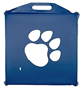 Paw Prints Team Color Stadium Seat Bleacher Pad Cushion from Astek
