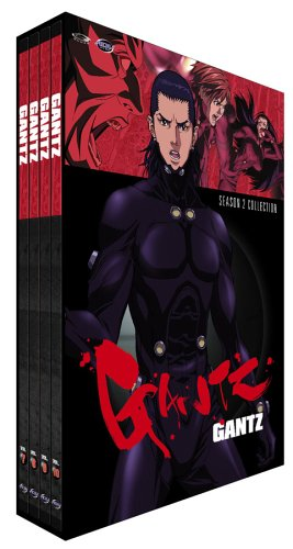 Gantz Season 2 Box Set by ADV Films