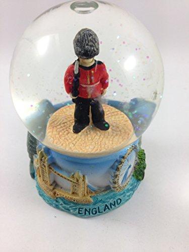 Snow Globe Water Art Glass Paper Weight 3D Resin England Souvenir Gift (Halloween Movie Snow Globe)