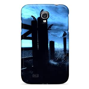 High Quality Shock Absorbing Case For Galaxy S4-voices In The Winds